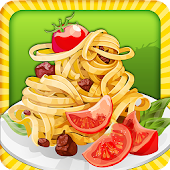 Pasta Maker–kids cooking game