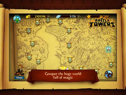 Battle Towers - screenshot thumbnail