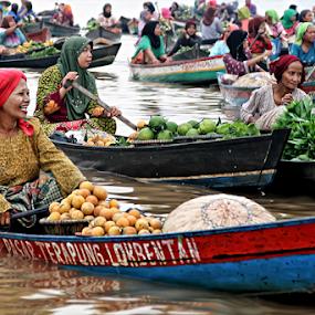 Lok Baintan by Lay Sulaiman - City,  Street & Park  Markets & Shops (  )