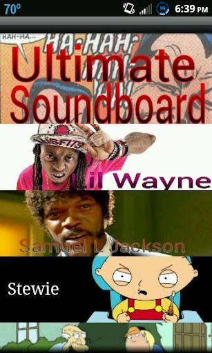 Ultimate Soundboard Bundle