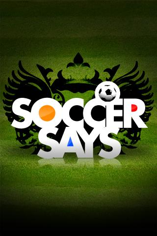 Soccer Says Pro - screenshot