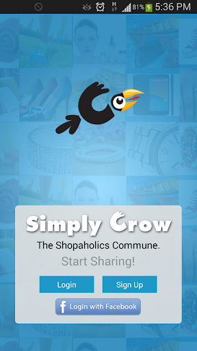 【免費購物App】Simply Crow-Shopping Discovery-APP點子