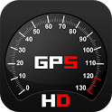 Speedometer GPS HD icon
