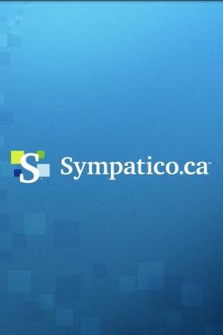 Sympatico.ca Mobile - screenshot