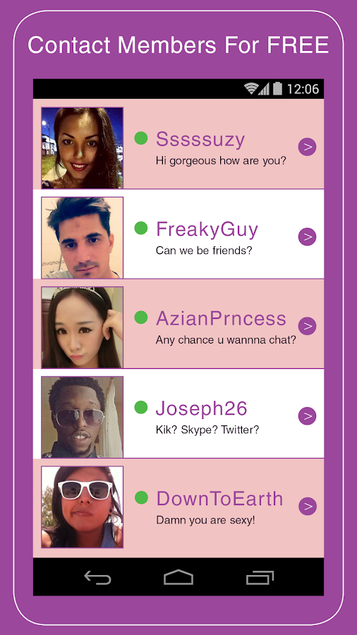 SmooshU - Chat, Date And Love - screenshot