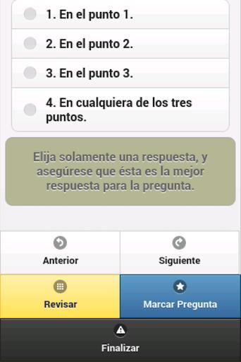 Simulador Examen ICFES  screenshots 5