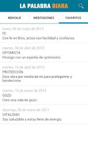 La Palabra Diaria Apps En Google Play