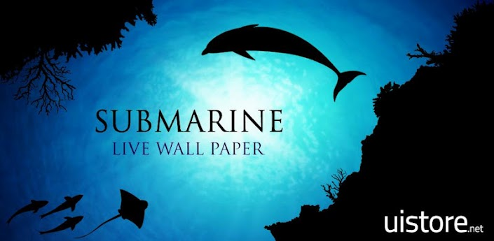 SUBMARINE LiveWallpaper apk