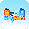 Holy Wars logo