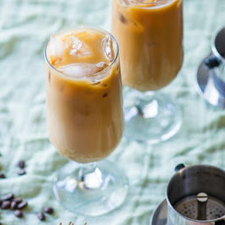 Quick Vietnamese Iced Coffee.