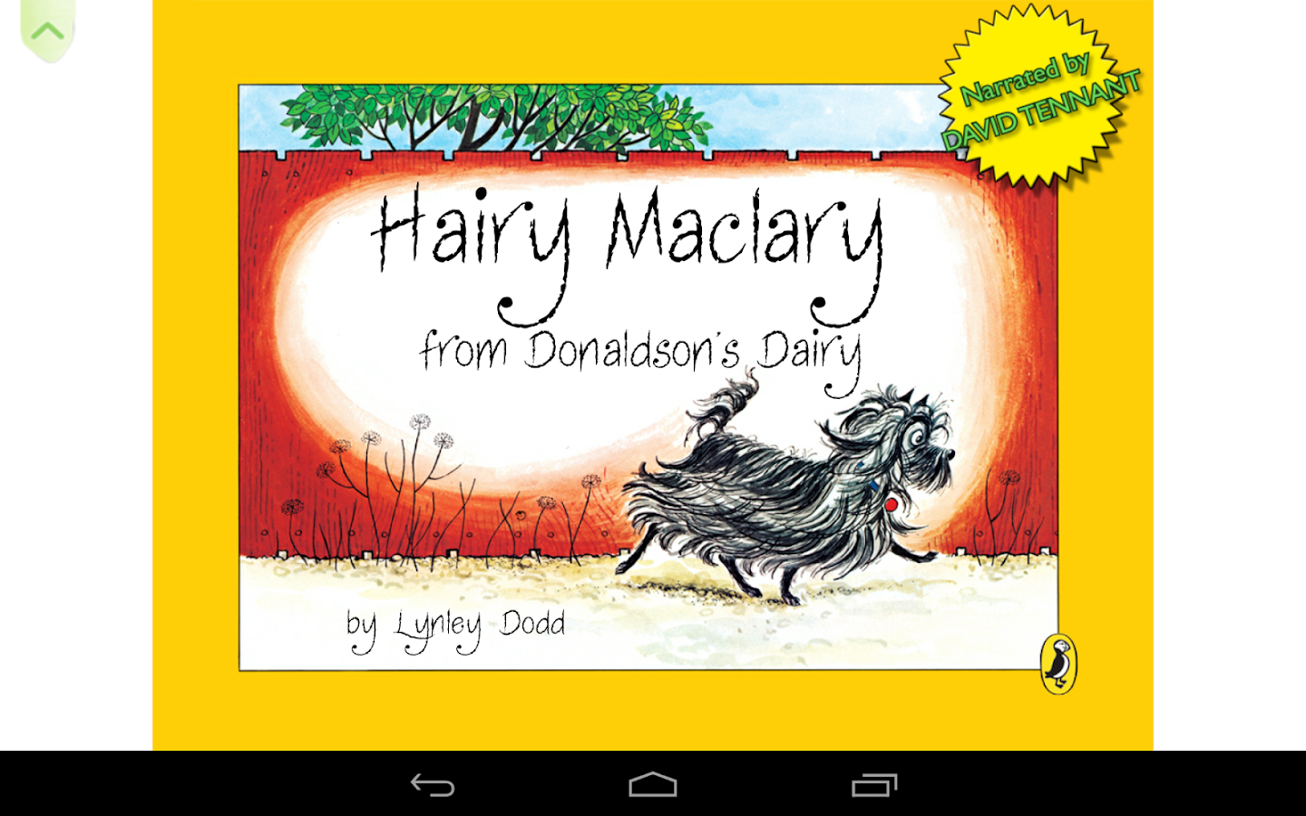 Hairy Maclary- screenshot
