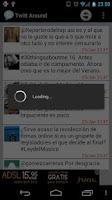 Screenshot of TwittAround