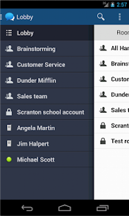 HipChat - screenshot thumbnail