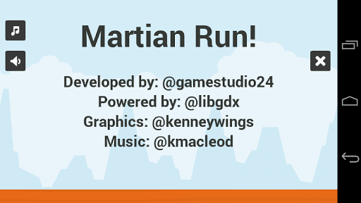 免費街機App|Martian Run!|阿達玩APP