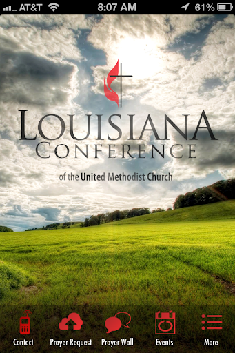 【免費生活App】Louisiana Conf. of The UMC-APP點子