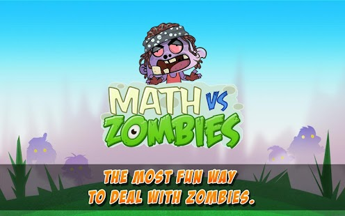 Math Vs Zombies- screenshot thumbnail
