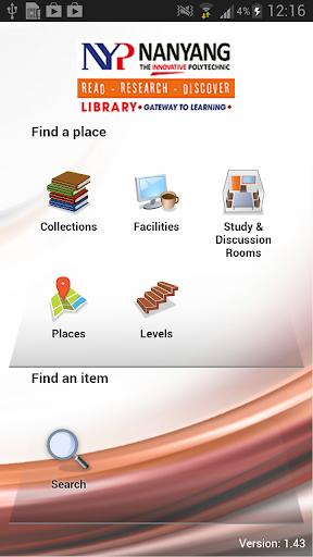 NYP Library Map