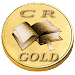 Cool Reader Gold Donation Icon