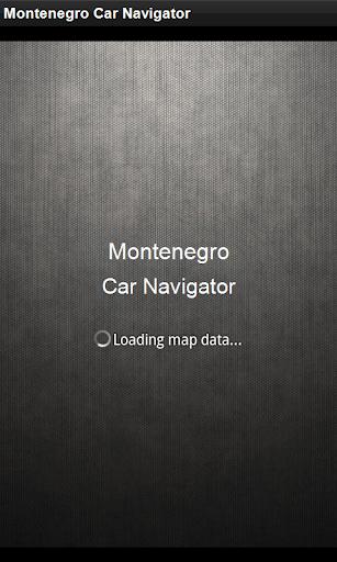 GPS Navigation Montenegro