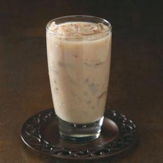 Iced Skinny Hazelnut Latte