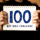 100 Day Bible Challenge Art icon