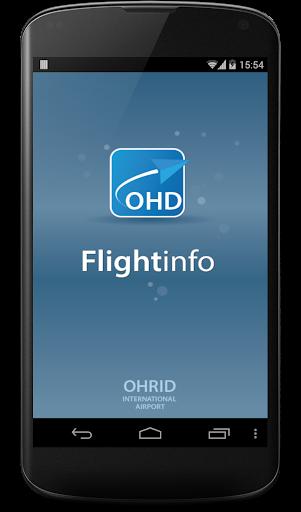 Ohrid Flights Info