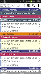 Pocket Informant 3 - screenshot thumbnail