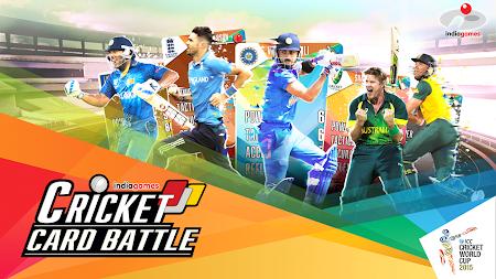Indiagames Cricket Card Battle 11.0.1 screenshot 148223