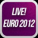 Live Euro 2012 icon