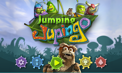 Игра Jumping Jupingo для планшетов на Android