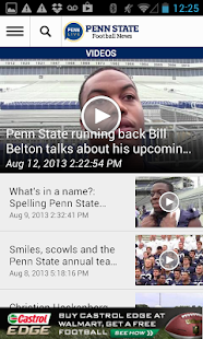 PennLive: Penn State Football - screenshot thumbnail