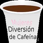 Diversión de Cafeína mujeres icon