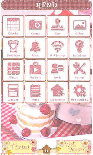 Cute Theme-Teatime- 1.0 Windows u7528 3