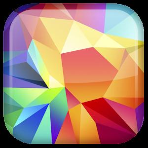 Galaxy S5 Live Wallpaper icon