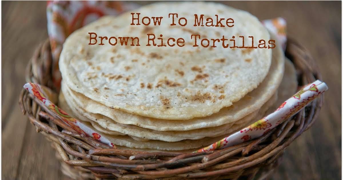 10 Best Gluten Free Bread Brown Rice Flour Recipes