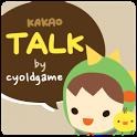 싸이올드게임테마-카카오톡 테마 (kakao talk) icon