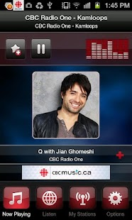 CBC Radio - screenshot thumbnail