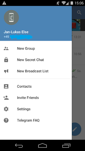 Connect Messenger