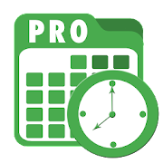 Employee Clock In Track Time 2.3 Icon