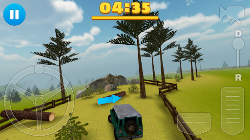 4x4 Off-Road Game 1.0.0 screenshots 2
