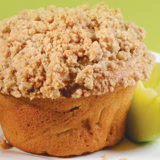 Apple Crumb Muffin.