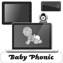Baby Phonic video baby monitor icon