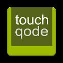 touchqode logo