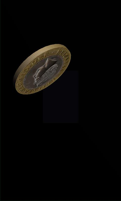 Coin Flip 3D - screenshot