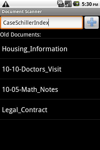 Document Scanner screenshot #1