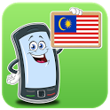 Malaysian applications icon