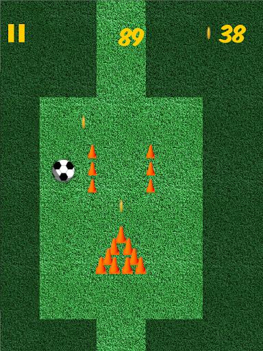 World Football Soccer Run