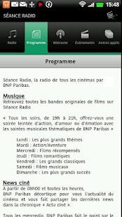 Séance Radio- screenshot thumbnail