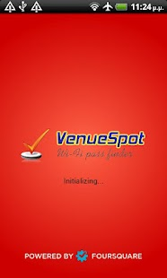VenueSpot - Wifi pass finder- screenshot thumbnail