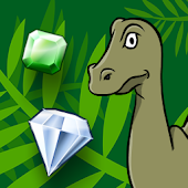 DinoGamez Dino Jeweled